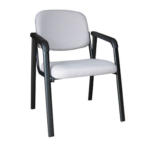 Alto Strong Client Chair White