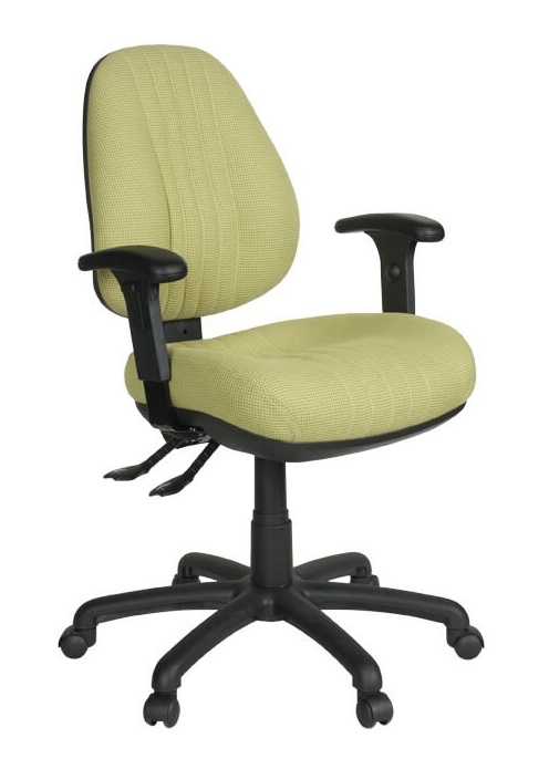 Miama Backcare Chair High Back With Arms 1