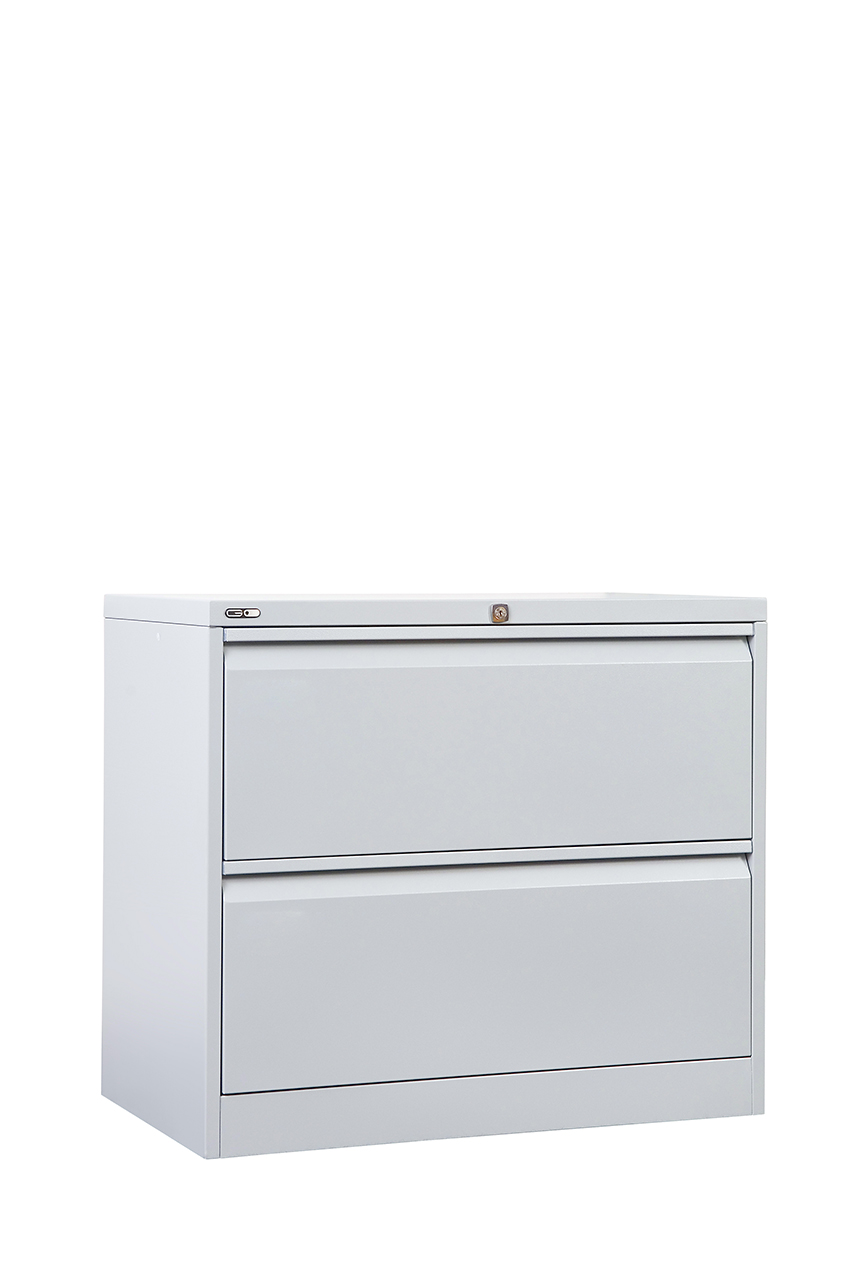 Express Lateral Cabinet 2 Drawer