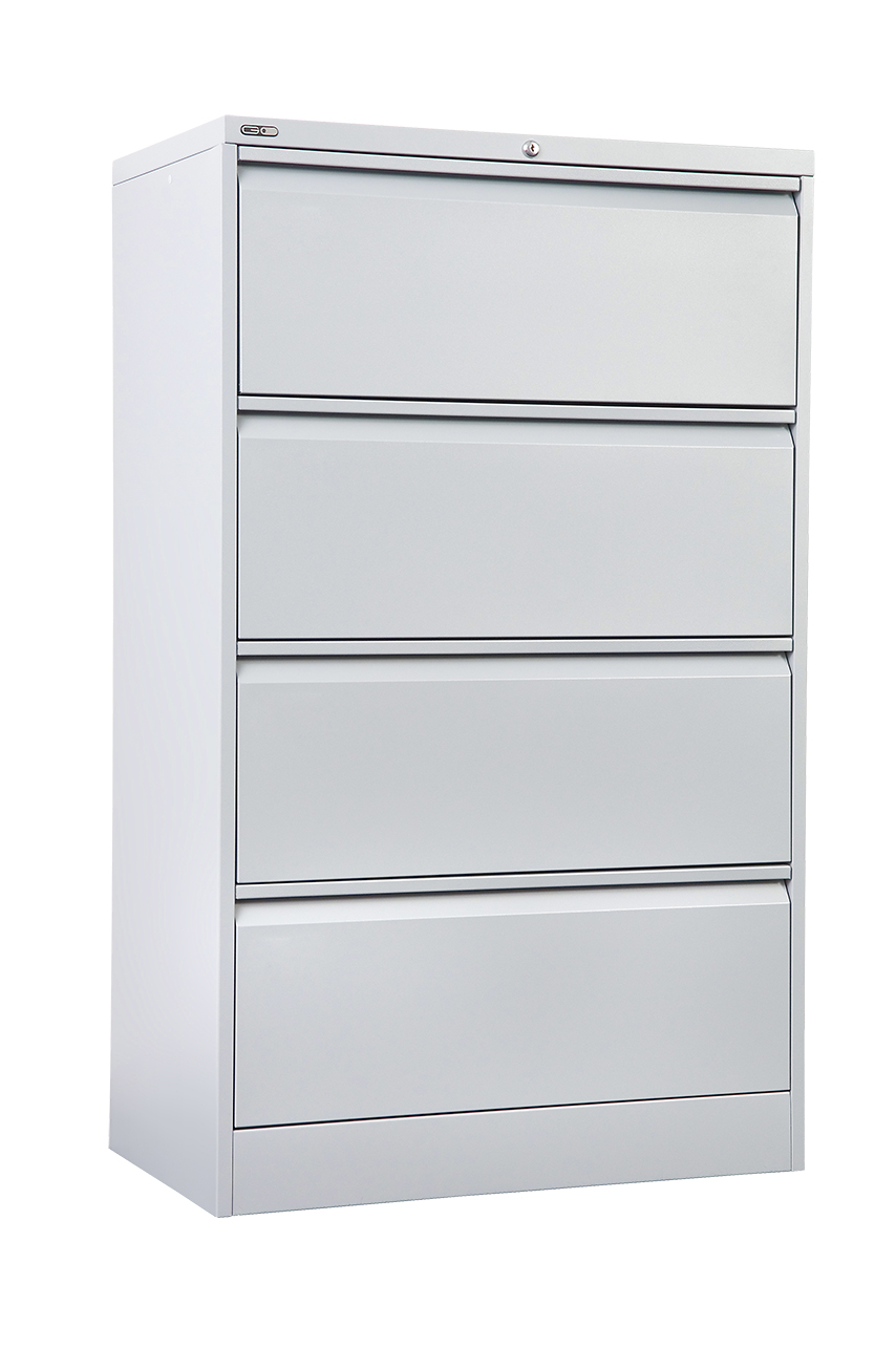 Express Lateral Cabinet 4 Drawer