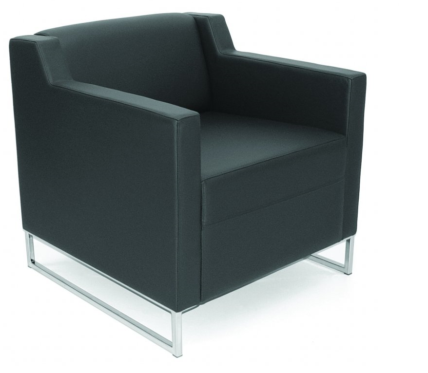 The Pick Up Lounge Chair With Arms