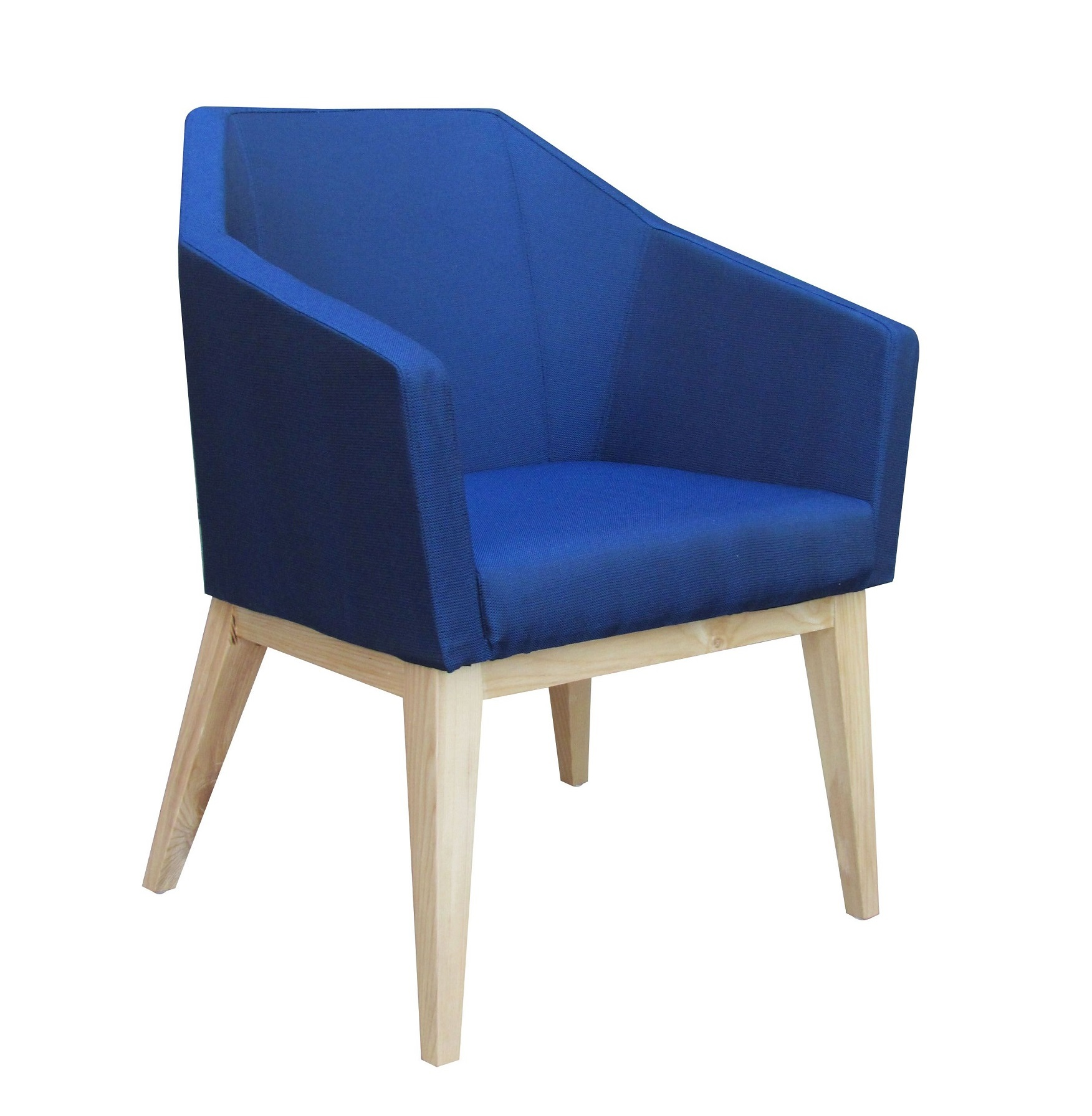 Aurora Azure Tub Chair