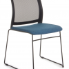 Lavoisier With Seat Pad Oxygen Mesh Chair