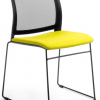 Lavoisier With Seat Pad Yellow