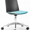 Products Sweep Padded Blue Seat
