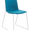 Products Sweep Sled Chair Blue
