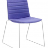 Products Sweep Sled Chair Purple