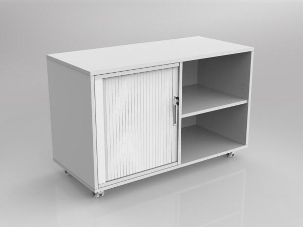 Axel Caddy Mobile Bookcase - 1 Tambour