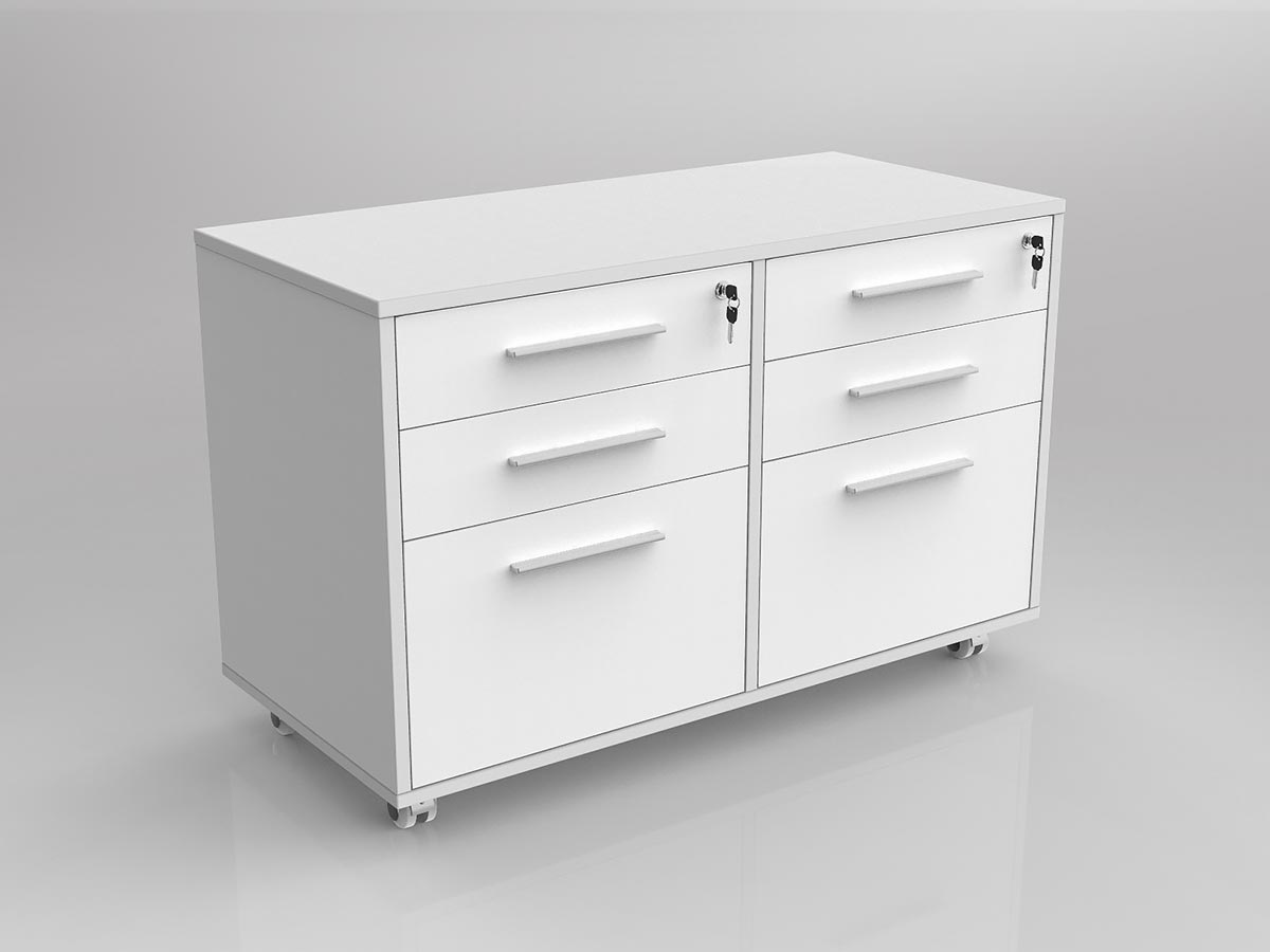 Axel Caddy Mobile – 2 Drawers