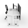 Vortex Single Desk