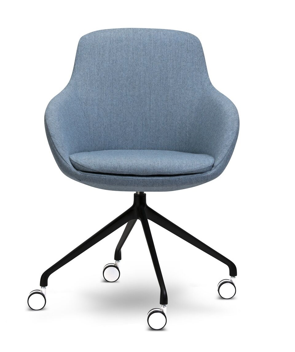 Misty Swivel Lounge Chair 1