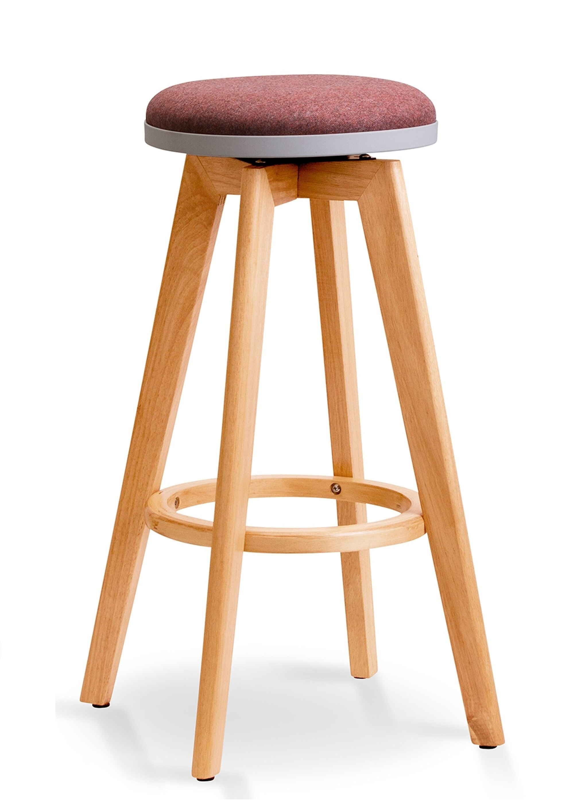 Pride Stool Upholstered Seat Lunchroom Chair 2