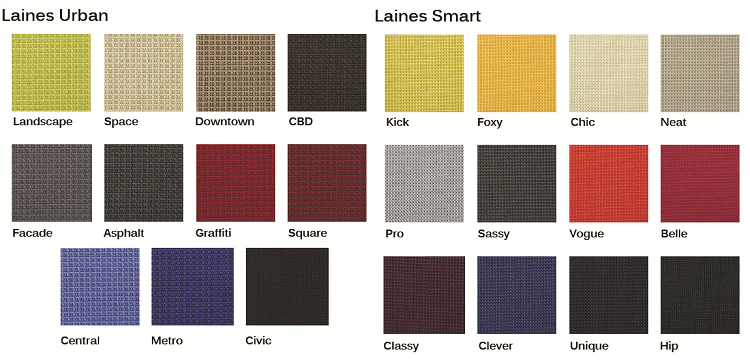 Laines Urban & Smart Fabric