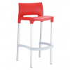 Zuri Barstool Red