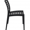 Elaire Chair Lunchroom, Cafe Chair Side