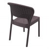 Halle Chair Lunchroom, Cafe Chair Back