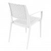 Leap Chair, Armchair, Lunchroom Chair, Cafe Chair Back