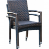 Pea Armchair Stacking Chair
