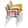 Serio Chair, Lunchroom, Cafe Stacking Chair