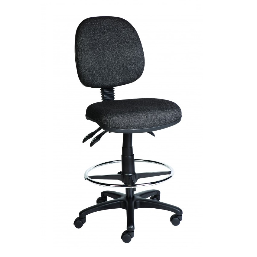 Af300 Ergo Drafting Chair Industrial Stool