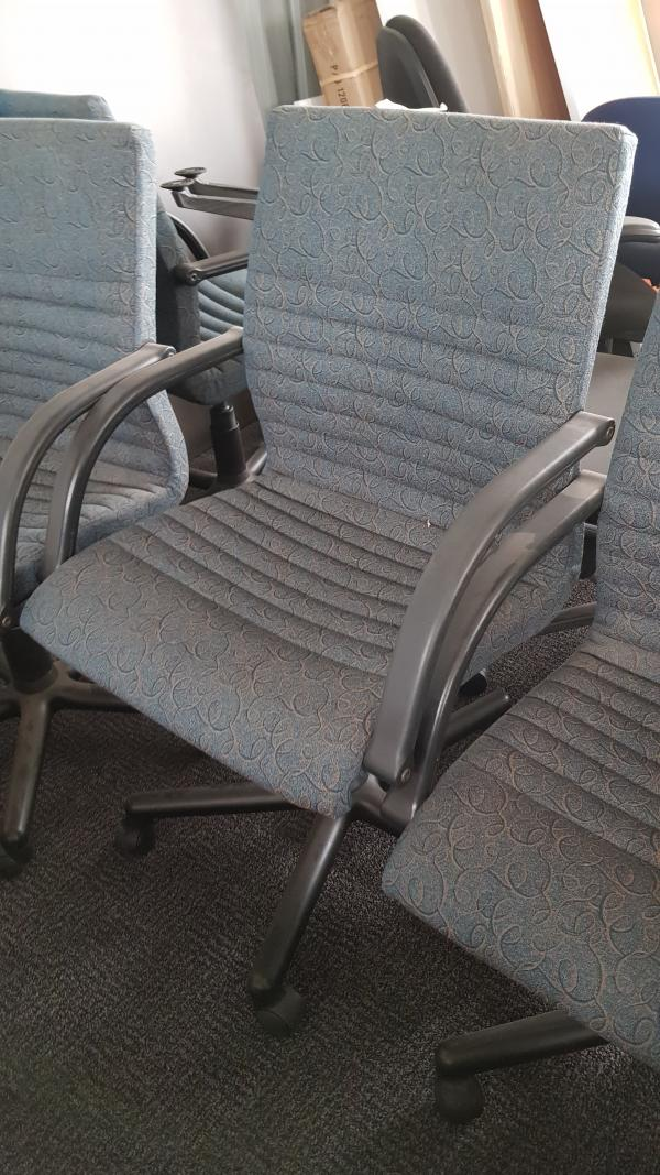 Green Boardroom Chair Clearance