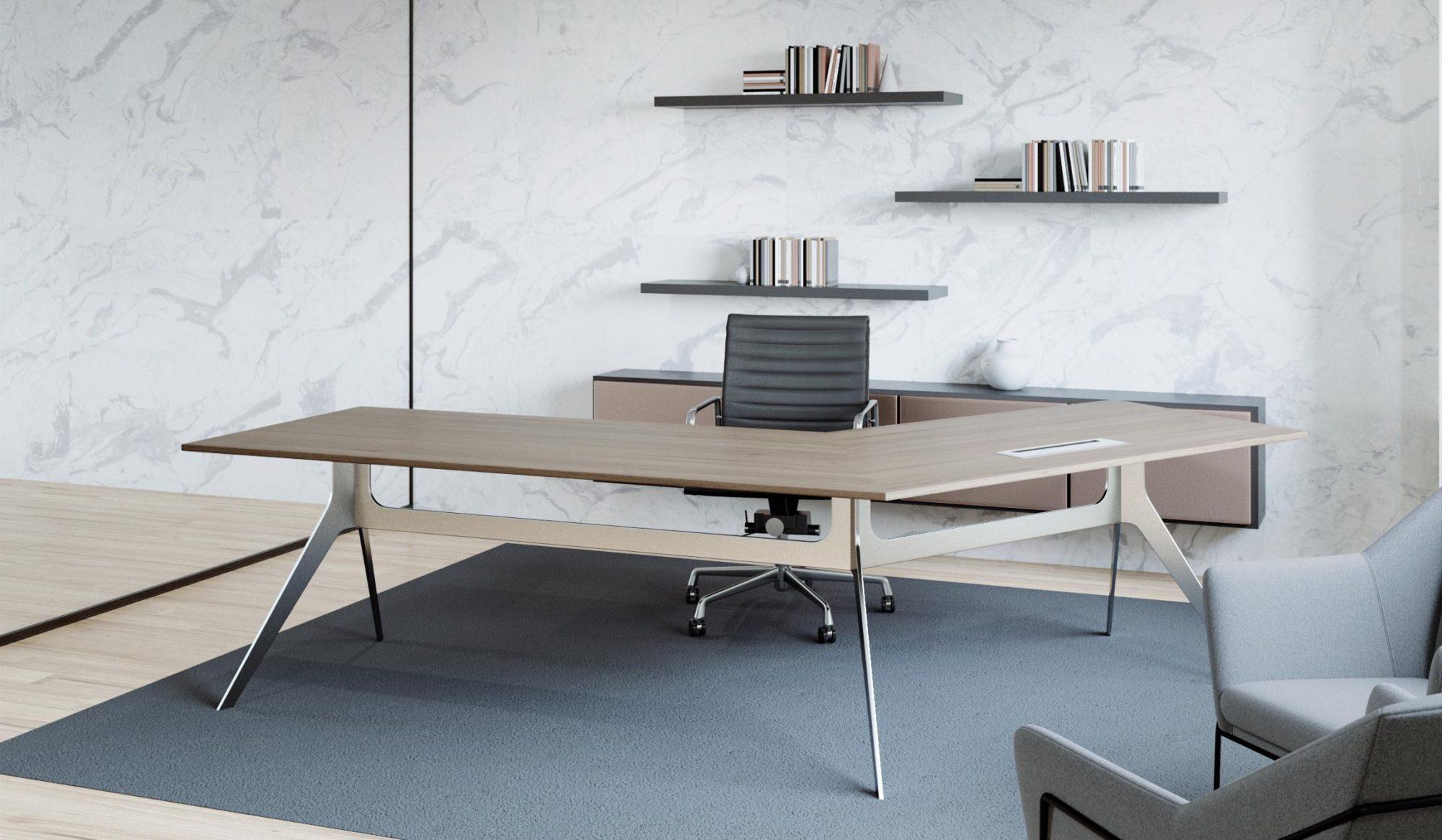 Nivea Executive Desk