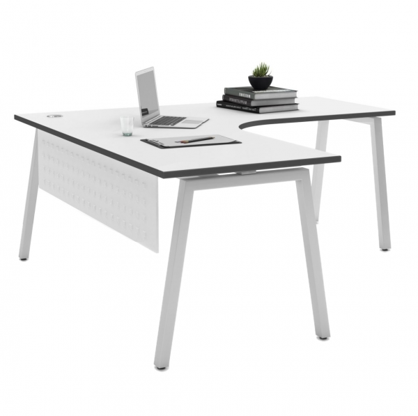 Volkan Fixed Height Desk (1)