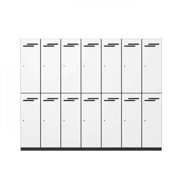 Melamine Vented Locker (5)